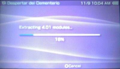 despertar cementerio para version 4.05